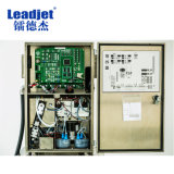 Máquina continua de la codificación de la inyección de tinta de Leadjet V150 para el codificador plástico