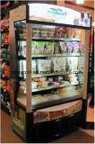 Refrigerador abierto que no engorda