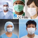Het niet-geweven Medische Masker van het Gezicht van de Mond Chirurgische voor Chirurgie