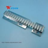 Kundenspezifisches Präzision CNC-maschinell bearbeitenaluminium