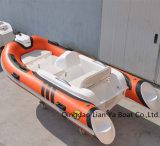 LiyaのボートPVC Hypalon 330cm 11FT小型ヨットの貨幣