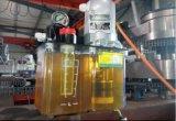La estación cuatro de la bandeja de plástico totalmente automática máquina de formación Caja contenedor