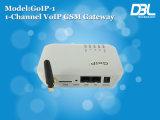 1/4/8-haven DBL GSM van het SLOKJE van VoIP Gateway