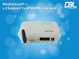 DBL 1/4/8 포트 VoIP SIP GSM 게이트웨이