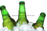 Kleines Flaschenglas-Flaschen-Gas-Getränk-abfüllendes füllendes Verpackungsfließband