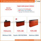 Batterij van de Toegang van FT12-150 Cspower 12V 150ah de Voor voor Telecommunicatie