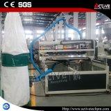 Linha/máquina plásticas onduladas da extrusora da telha de telhadura do PVC