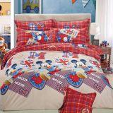 最高または中間か低質の編む様式カラー寝具セット