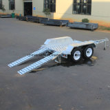 7 X 4 Aanhangwagen van de Graver/van de Installatie