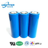 Cellule de batterie rechargeable de BRI 22650 3.2V 2000mAh LiFePO4