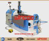 Machine de roulement de plaque de rouleau de plaque de 2 roulis/machine à cintrer de plaque