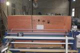 Corte automático de la tira y prensa de batir