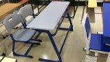 Escritorio de los muebles de madera de la escuela solo fijado para la sala de clase (SF-52)