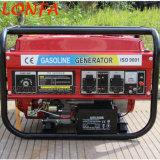 generador portable del keroseno del comienzo de la gasolina 2.0kw del uso eléctrico del hogar