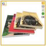 Impresión del libro de textos de la escuela de la cubierta suave (OEM-GL044)