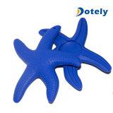 El juguete de la dentición del bebé del silicón del grado médico para reduce el dolor del diente
