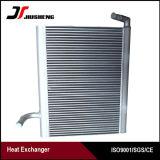 Échangeur de chaleur en aluminium de Plaque-Ailette industrielle pour Hitachi
