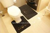 Tapis de bain fait sur commande matériel amical d'Eco/couvre-tapis d'étage
