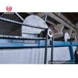 Pp.-Imbiss-Beutel-Abfall-Plastikfilm, der Maschine aufbereitend sich wäscht