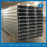 Het Recycleable Gegalvaniseerde van het Staal Frame van het Staal van de c- Sectie voor de Bundel van het Dak