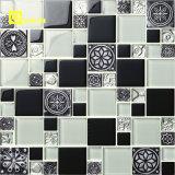 Mosaico mosaico cerâmico para restaurante paredes de cozinha (L4805C)