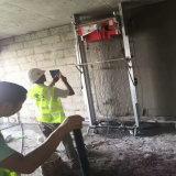 Cement die van de Uitvinding van Tupo het Originele Teruggevend Machine pleisteren