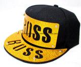 Акрил логотип хип-хоп колпачки (CPHC8019X)