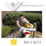 Válvula de bola PVC del tratamiento de agua (EM-V-B271)