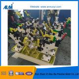 Dispositif de usinage d'engrenage de précision d'OEM et dispositif de soudure