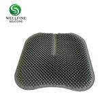 Sistema de amortiguación del cojín del asiento de coche de silicona para adultos