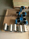 De Klem van de Reparatie van het Type van Band van het Roestvrij staal van de Montage van de pijp voor UPVC Di Pipe