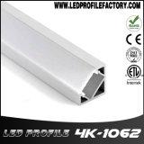 LED-Aluminiumprofil mit mit PC Deckel