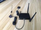 CPE de 4G WiFi com porta macilento do LAN para o barramento/veículo