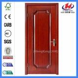 Portas de madeira interiores do PVC da construção do banheiro (JHK-P01)