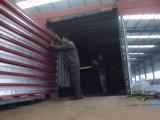 중국 금 공급자 호화스러운 바람과 지진 저항 Premade 집