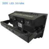 LED de alta potencia DMX 3000 Luz estroboscópica