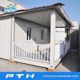 Китай экономической контейнер дом с балконом для комфортной жизни