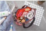Мужчин и женщин в руку поездки и туалетные принадлежности Bag промойте мешок и мешок для ванной