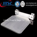 Sustentação de alumínio da iluminação do estágio do escudo do fardo