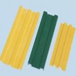 FRP/GRP Pultruded 구조 단면도, 섬유유리 걷어차기 격판덮개