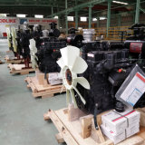 тип тепловозный комплект генератора Shangchai двигателя дизеля 375kVA/300kw Шанхай молчком