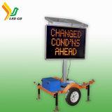 De LEIDENE van de Fabriek van Shenzhen P10 Aanhangwagen van de Vertoning voor Verkeersteken