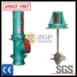Pompa di flusso assiale verticale & pompa per acque luride sommergibile mista di flusso