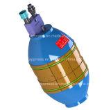 [سملّ ديمتر] خطّ الأنابيب داخليّة [كلمبر]: وزن (لا تضمّنت الزحّافة) [52كغ]