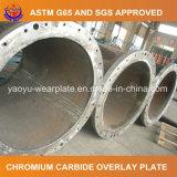 Desgaste - tubo de acero resistente para el acero de Hyundai
