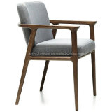 стул столовой самомоднейшей мебели трактира деревянный с рукояткой