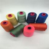 La fabbrica fornisce il filato cucirino 100% del poliestere dello SP