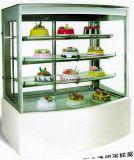 맞은 Angle Commercial Stainless Steel Corner Cake Display Showcase 또는 Cabinet (AT-1500/1800/2000)