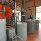 機械をリサイクルする利益の車のエンジンオイルの回復オイルに不用なオイルを回しなさい