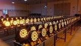 Vello LEDの洗浄同価はライト(LED EIF ColorPar-18 5in1)を上演できる